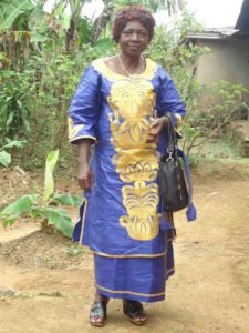 Dr Atabong Grace
